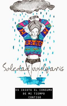 Soledad Playing Cards, Humor, Quotes, Movies, Movie Posters, Art, Rain Fall, Girly Things, Loneliness