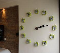 Bem Legaus!: Relógio de parede