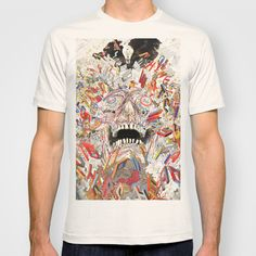 KN/PC: Infinite Jest T-shirt by Cody Hoyt - $22.00