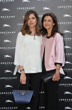 Firenze Flagship Opening - Vittoria Puccini and Sophie Delafontaine