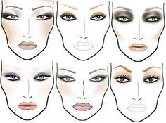 Макияж и стиль, макияж глаз в разных стилях