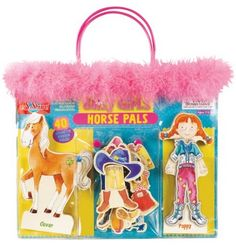 T.S. Shure Daisy Girls Horse Pals Wooden Magnetic Dress-Up Set $9.69 (Was $20) - http://www.swaggrabber.com/?p=280806
