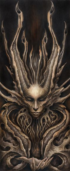 The Gift by ~Markelli on deviantART || Creatures || Bestiary