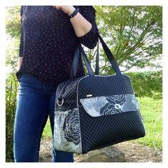jo sur Instagram: J'ai cousu le sac boogie @patrons_sacotin Il est pratique et polyvalent et comme tous les patrons de la marque, c'est un plaisir à coudre.…