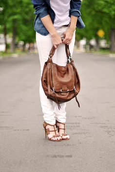 Digging the bag - kooba jonnie bag-lamb by ...love Maegan, via Flickr