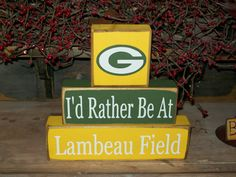 R U Ready for some Football.. New Primitive Wood by BusyMamasPlace, $23.99