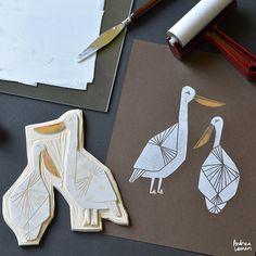 Andrea Lauren / Ink Print Repeat
