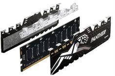 Apacer 8GB DDR4 2666MHz Black Panther Gaming Desktop Memory - Wirendy Gaming Desktop, Retail Box, Black Panther, Memories, Games, Memoirs, Remember This, Plays, Game