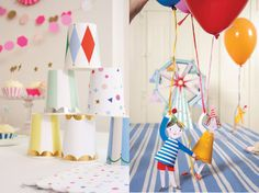 Toot Sweet party supplies