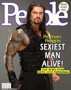 Each Shield member should be named The Sexiest Man Alive! Roman Reigns Smile, Wwe Roman Reigns, Wwe Reigns, Wwe Superstar Roman Reigns, Roman Reigns Dean Ambrose, Roman Regins, The Shield Wwe, Le Double, My Champion