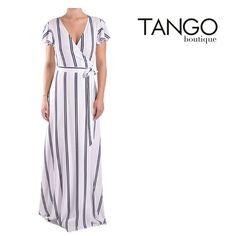 Desiree για να ξεχωρίζετε @ www.tangoboutique.gr  Κωδικός Προϊόντος: 08.24090 Χρώμα Λευκό με μαύρη ρίγα  Μάθετε την τιμή & τα διαθέσιμα νούμερα πατώντας εδώ -> http://www.tangoboutique.gr/.../maxi-forema-desiree...  Δωρεάν αποστολή - αλλαγή & Αντικαταβολή!! Τηλ. παραγγελίες 2161005000