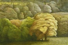 Golden Tree   by Annie Ovenden