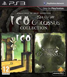 Shadows of the Colossus & Ico