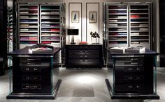 Larusmiani Milan   Luxury Fashion Store Design