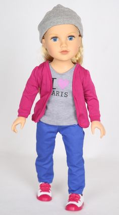 My Journey Girls Dolls Adventures: Meredith