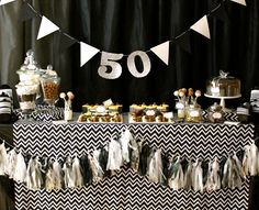 Black and white party! By Bliss Carousel