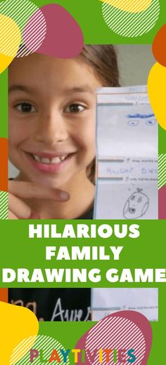 PASS IT ON. Hilarious family drawing game Super simple, yet pretty genius game where not so perfect drawing comes in handy! Family Reunion Activities, Youth Group Activities, Indoor Activities For Kids, Family Games, Family Reunions, Youth Groups, Family Family, Group Games, Writing Prompts For Kids