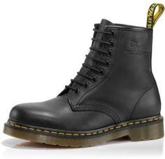 980022010c4898 Dr Martens 1460 FOR LIFE BLACK HARDLIFE - Doc Martens Boots and ...