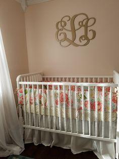 Levtex Baby Charlotte  Piece Crib Bedding Set