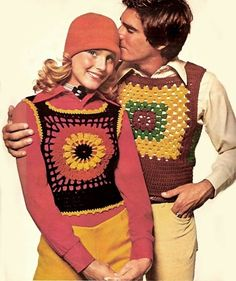 11 Outfits Of The 70s With Perfectly Reasonable Explanations-- hahaha, i love the commentary