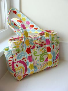 diaper bag (lots-o-$$ !!) Maybe I'll get some good ideas for making my own!