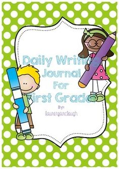 Daily Writing for Kindergarten, Pre Primary, First Grade a