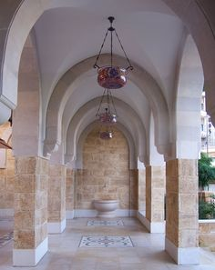 Beirut, Lebanon Mosque- Designed by Areen Design.
