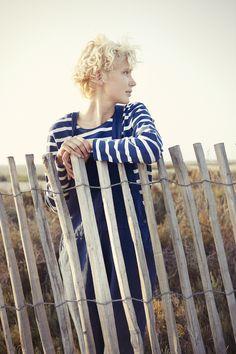 Sommermode 2013 - Ein Ringelpullover ist der perfekte Begleiter für einen…