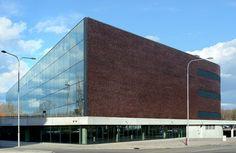 Röben Klinker, Bricks | Science-Center, Ostrava (CZ) | Klinker: ADELAIDE burgund
