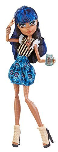 Monster High Coffin Bean Robecca Steam Doll Mattel http://www.amazon.com/dp/B00IVLIQDI/ref=cm_sw_r_pi_dp_Jeq2tb1H7F2DDYQE