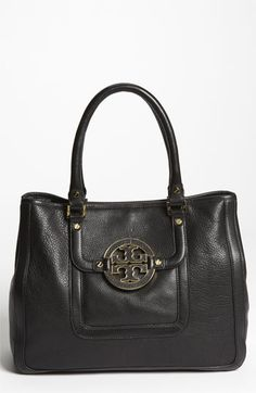 Tory Burch 'Amanda' Tote   Nordstrom $495 - Merry Christmas to me
