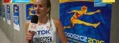 Krótko: MŚ U20: Konieczek z nowym rekordem Polski na 3km z przeszkodami