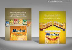 Nordeste Alimentos - Banners