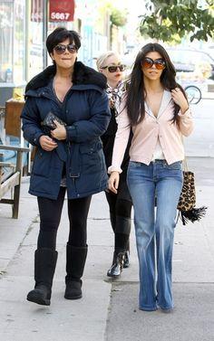 kourtney kardashian- i want her closet!