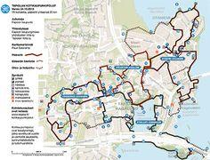 espoo.fi > Urban walks in Tapiola
