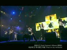 TVXQ!(동방신기) _ You're my miracle (세상에 단 하나뿐인 마음) _ MusicVideo(뮤직비디오).avi - YouTube