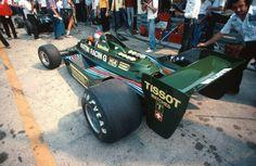 1979 Lotus 79 - Ford (Mario Andretti)