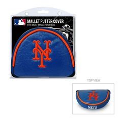 New York Mets MLB Mallet Putter Cover