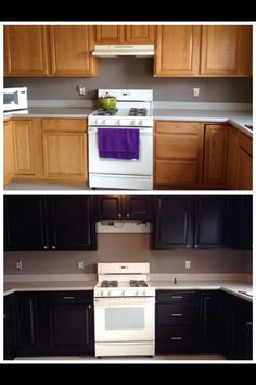 Nhance Wood Renewal Kitchen Transformation. Let Us Change Your Kitchen For  A Fraction Of The Cost To Replace Your Cabinets.