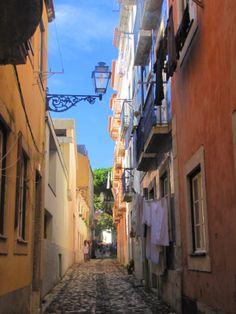 PortugaLifestyle with Gwen: Lisbonne vu d'en haut : au Castelo Sao Jorge