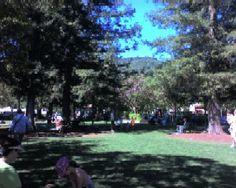 Los Gatos Town Park Plaza