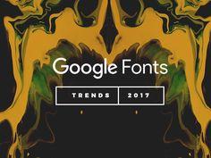 다음 @Behance 프로젝트 확인: \u201c5 Google Fonts Trends and Combinations\u201d https://www.behance.net/gallery/51324315/5-Google-Fonts-Trends-and-Combinations