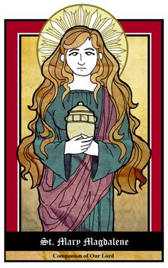 St. Mary Magdalene by NowitzkiTramonto.deviantart.com on @deviantART