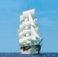 Bark schip Stedemaeght, Netherlands
