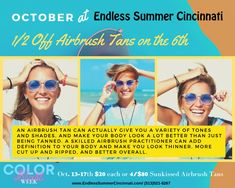 Beach Glow, Airbrush Tanning, Tanning Bed, Salon Services, Tan Skin, Cincinnati, Healthy Skin, Skin Care, Summer