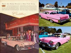 The 1957 Cadillac! Very cool!