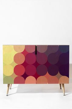Three Of The Possessed Dawn Credenza | DENY Designs Home Accessories
