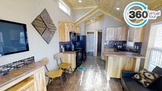 Virtual Tour Absolutely Cozy Park Model 716 From Athens RVs