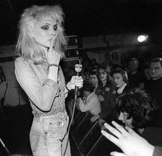 Debbie Harry...Oh Debs, Debs, Debs. You absolute dream.Ever since Deborah Ann Harry burst into the music scene's '70s collective...
