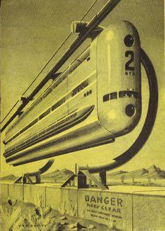 All sizes | amazing vintage Sci-Fi artwork | Flickr - Photo Sharing!